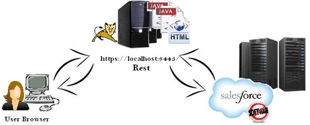 Salesforce Rest Integration Java Application Ajay Dubedi Ajay Dubedi