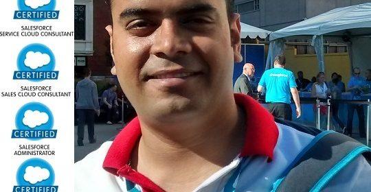 Ajay Dubedi Salesforce Expert