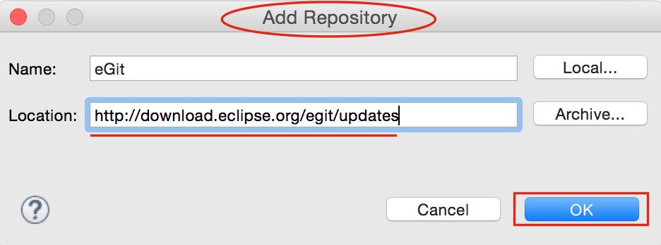 add repository