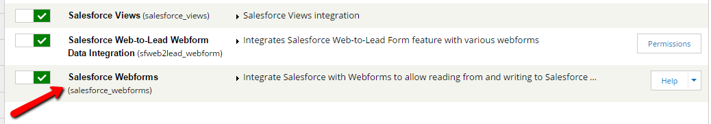 Salesforce Web to Lead Integration with Drupal 7 - Ajay