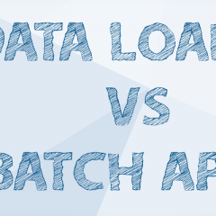 Data Loader VS Batch Apex