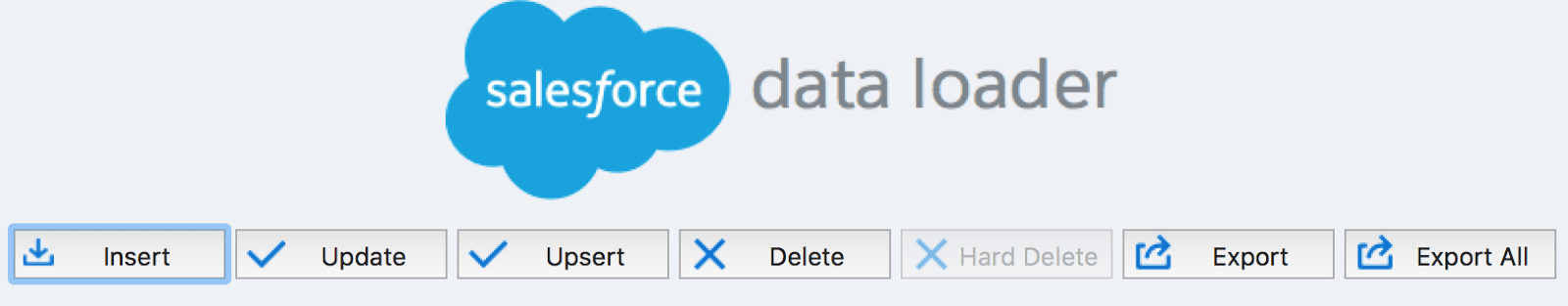 Salesforce-Data-loader-install