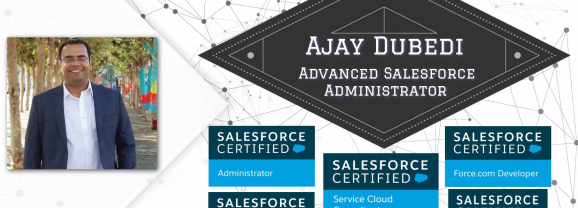 Ajay Dubedi Salesforce Expert | Consultant