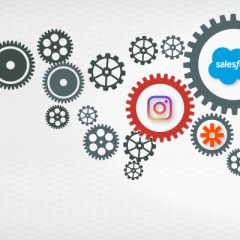 Integrate Instagram with Salesforce through Zapier