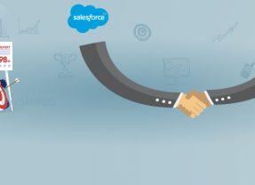 Salesforce and MasterCard join hands to Improve Small Business Program Benefits