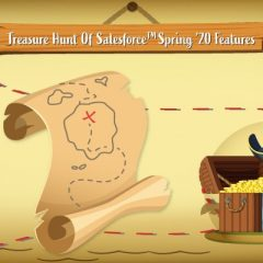 Treasure Hunt Of Salesforce Spring '20 Features